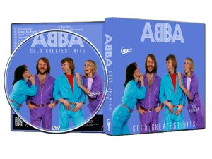 ABBA - GREATEST HITS (2019) (ВИЗИТКА) (V.1)