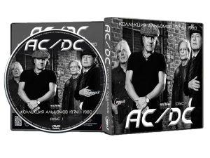 AС - DC (ЧАСТЬ 1) (1974-1980) (ВИЗИТКА) (V.1)